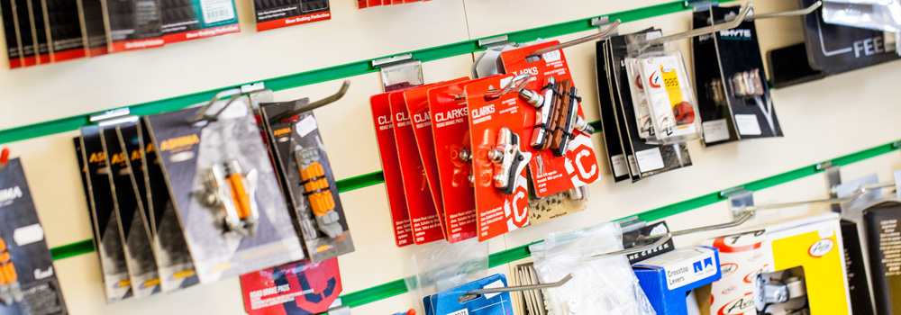 Huge selection of spares