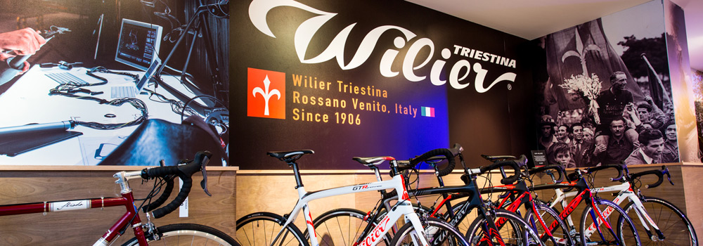 Wilier Bikes Concept Store