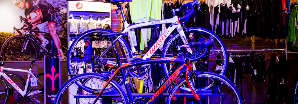 Wilier road bikes available for long term tests